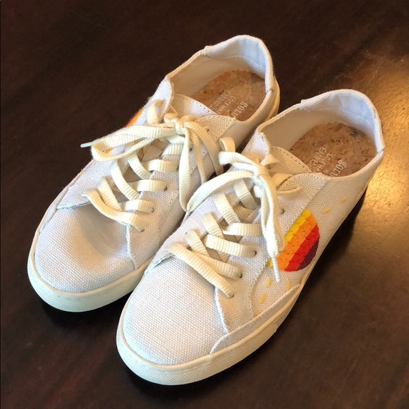 Peace Out Festival Sneakers | Poshmark